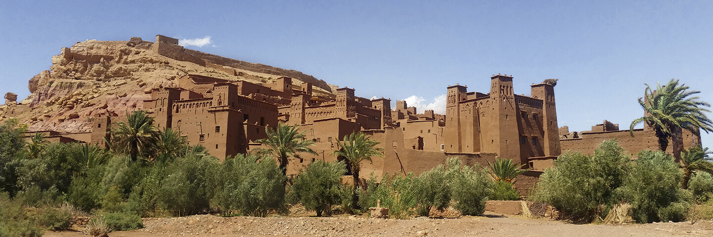 Day trips from Marrakech to visit moroccan desert.