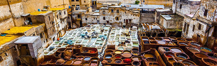 Morocco imperial cities trip with Fes guided city tour