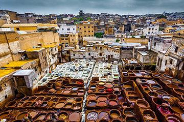Morocco desert tours from Fes